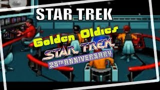 StarTrek 25th Anniversary Video Game Playthrough Complete Golden Oldies
