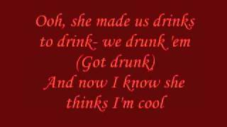"T-Pain feat. Akon: ""Bartender"" (Lyrics)"