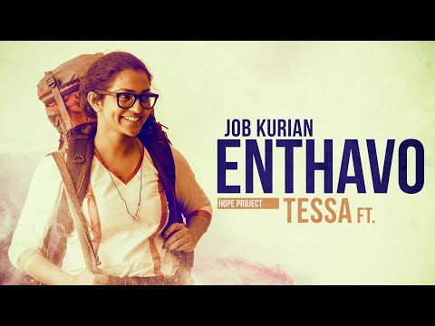 Job Kurian - Enthavo Remix With 'Charlie' | Dulquer Salmaan | Parvathy |  (Hope Project - Gopro)