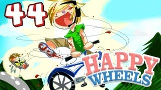SHANE DAWSON IS OUT OF CONTROL! - Happy Wheels - Part 44