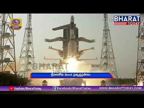 isro-gslv-f08-rocket-carrying-gsat-6a-launch-live-|-live-from-sriharikota-|-bharat-today