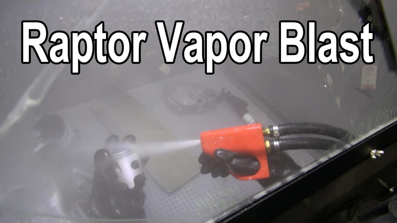 Raptor Blaster RB4836 Vapor King Wet Cabinet