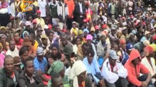 President Kenyatta launches Kshs 1.7B water project in Vihiga