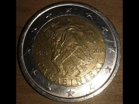 RARE 2 euro coin collection 2017