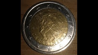 RARE 2 euro coin collection 2017