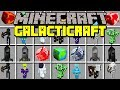 Minecraft GALACTICRAFT MOD! | TRAVEL TO SPACE, MOON, MARS, CREEPER BOSS, & MORE! | Modded Mini-Game