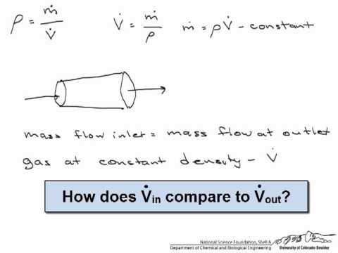 Density mass flow and volumetric flow youtube density mass flow and volumetric flow ccuart Image collections