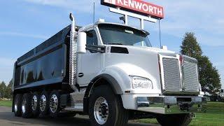 Kenworth T880 6 Axle Dump Truck 204070R