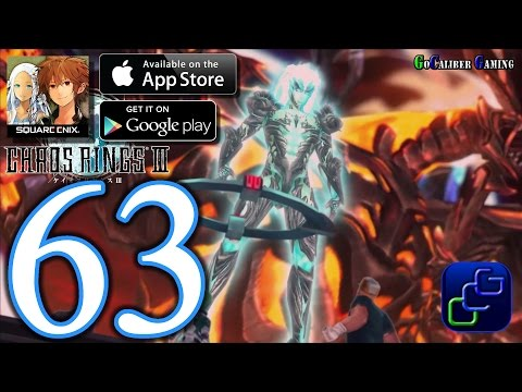 Chaos Rings 3 Android iOS Walkthrough - Part 63 - Story Mode: Old One Boss Battle