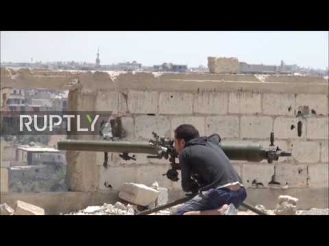 Syria: Fiery clashes as SAA makes gains in eastern Damascus