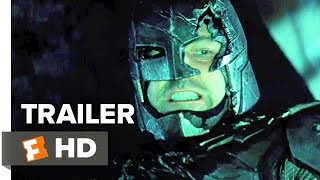 Batman v Superman: Dawn of Justice Ultimate Edition Trailer (2016) - Movie HD
