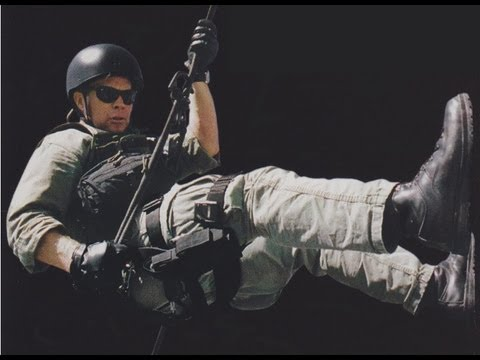 Tactical Rappel for Military & Law Enforcement (SpecOps)
