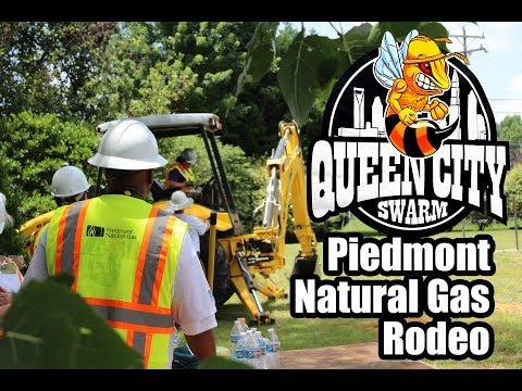 Queen City Swarm Piedmont Natural Gas​ Rodeo 2017