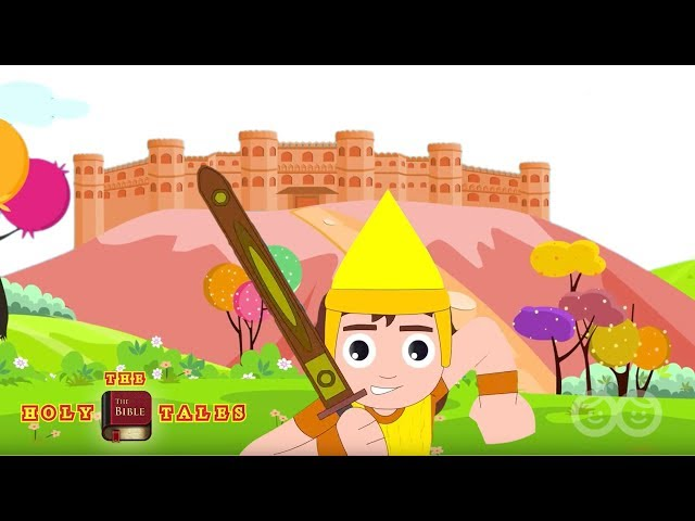 Jerusalem The City of God - Bible Stories For Children