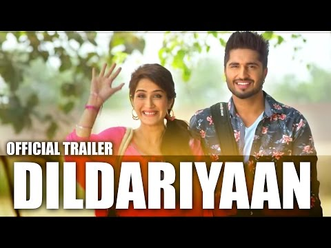 Dildariyaan | Jassi Gill | Sagarika Ghatge | Official Trailer | Releasing 09 October, 2015