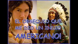 QUE SIGNIFICA ESTE OBSEQUIO QUE ME DIO UN INDIO/AMERICANO?