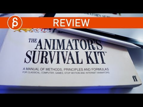 My animation bible - The Animator's Survival Kit - Book Review (Flip Through)