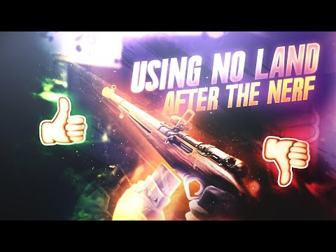 Destiny - First Time Using NLB After Nerf! Good or Bad? (Destiny No Land Beyond Nerf)