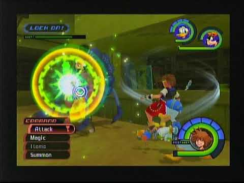 Kingdom Hearts Final Mix Pt. 90 - Hello Mythril Stones, my old nemesis
