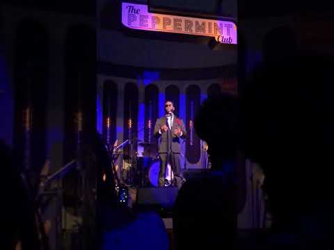 B.Slade At The Peppermint Club Sept. 12, 2018