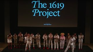 Tariq Nasheed Talks About The 1619 Project