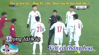 Asian cup 2019 Tự Hào Bóng Đá Việt Nam | Nhạc chế bóng đá Tống Thuận