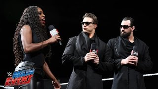 """Miz TV"" with special guest Naomi: WWE Main Event, December 16, 2014"
