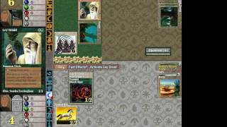 Microprose Magic the Gathering :D