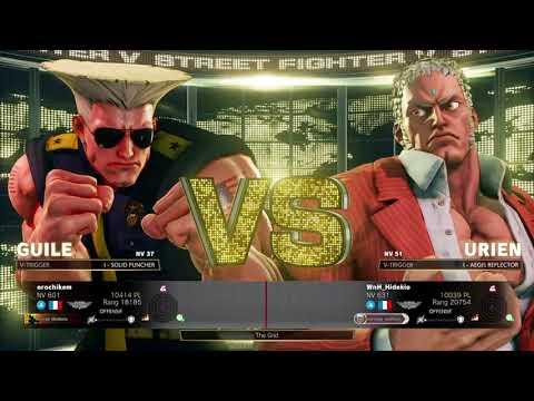 STREET FIGHTER V // Match amical 4v4 // WnH VS PHX