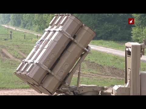 Serbia unveils new ALAS guided missile system