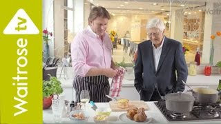 Parky's Top Table - James Martin's Yorkshire Puddings And Onion Gravy - Waitrose