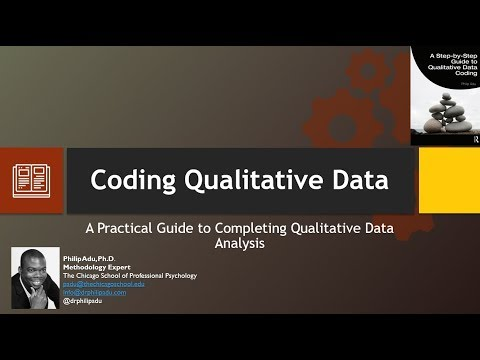 Coding Qualitative Data: A Practical Guide To Completing Qualitative Data Analysis