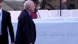 Pierre BERGE @ Paris 20 Octobre 2014 Inauguration Fondation Louis Vuitton