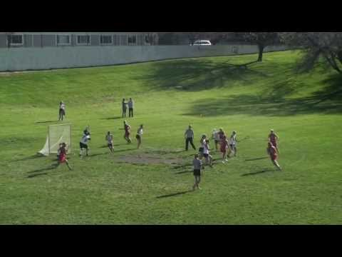 Skyline vs. Park City Women's Lacrosse 2013
