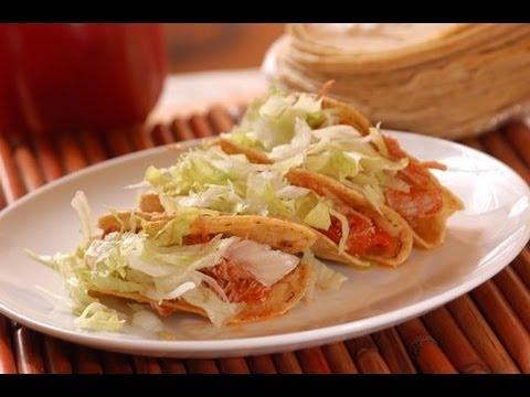 Tacos de tinga de res  Chipotle tacos  Recetas de comida