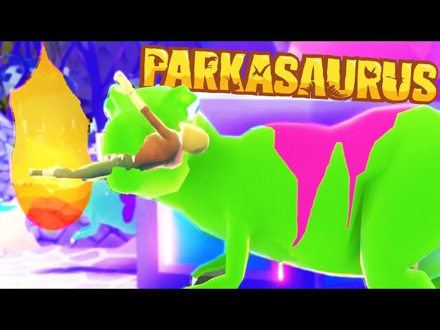 What If Death Ran a Dinosaur Park? - Parkasaurus Early Access