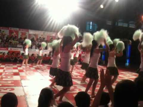 [Hot] Clip nhảy Aerobic trường Đông Á