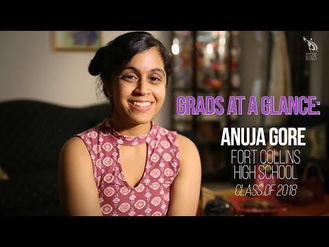 Grads at a Glance: Anuja Gore