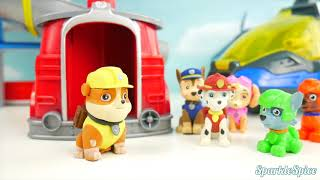 Wrong Heads, Good Baby, Paw Patrol Boss Baby Trolls Chase Skye Finger Family Song Nursery Rhymes