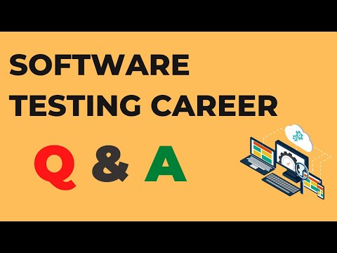 Software Testing Career | Q & A | Shift Non-IT to IT | Manual Tester To Automation Tester thumbnail