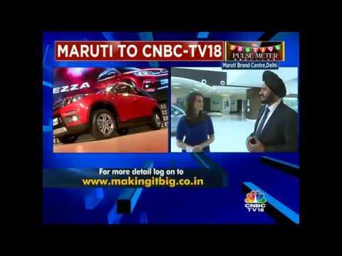 Looking At 2 Million Unit Sales By FY20: Maruti Suzuki