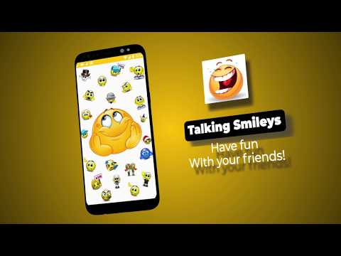 Emoji Talking Smileys Free App