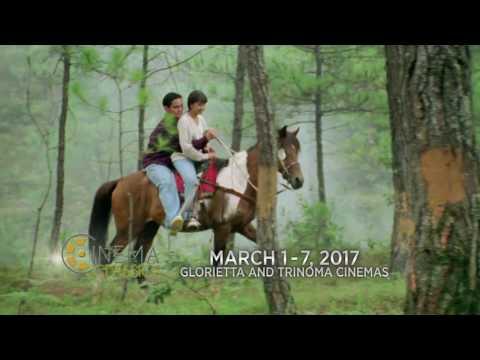 ABS-CBN Film Restoration: Cinema Classics Invite - Manet Dayrit