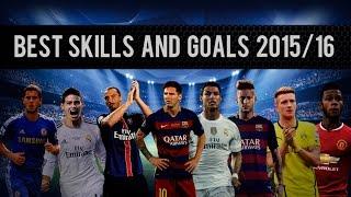 Best Football Skills & Goals 2016 ● Messi ● Neymar ● Hazard ● Ronaldo - HD