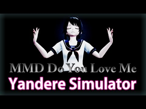 MMD    MEME Do You Love Me - Yandere Simulator