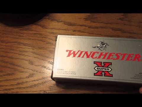 Winchester 35 remington ammo