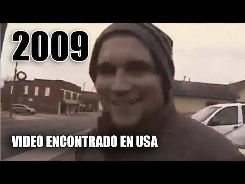 El extraño video encontrado en Estados Unidos