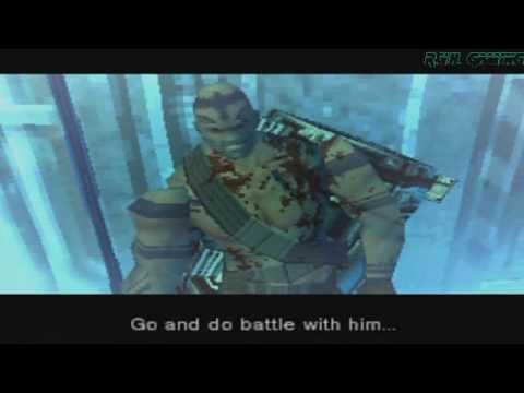 Metal Gear Solid-Part 30-Warehouse(Vulcan Raven)