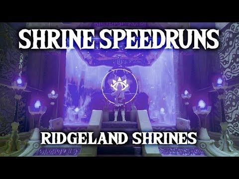 Shrines In Seconds - Ridgeland Shrines