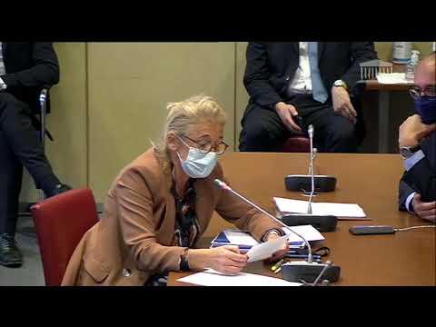 28 10 2020 V.SIX Audition Elisabeth BORNE